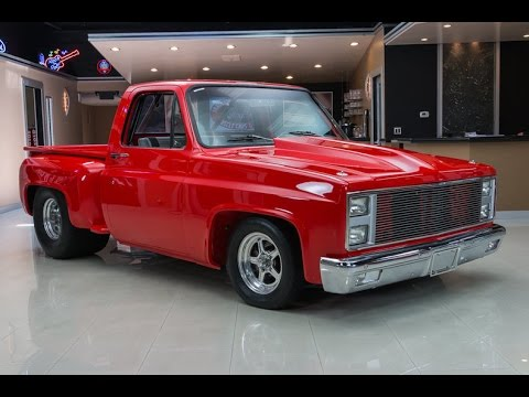 81 Chevy Truck For Sale