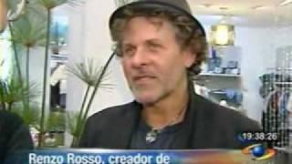 RENZO ROSSO CREADOR DE DIESEL N COLOMBIA
