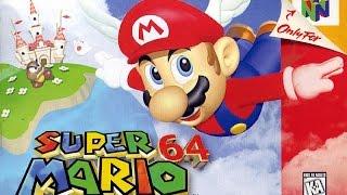 Asi es el remake de Super Mario 64, esta hecho por fans