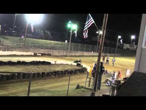 8-6-13 Warren County Speedway Sr Purple Clone Feature