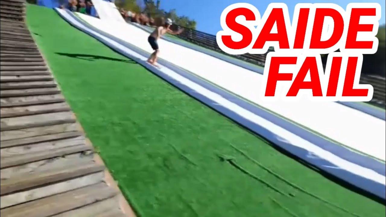 THE BEST POOL FAIL - YouTube