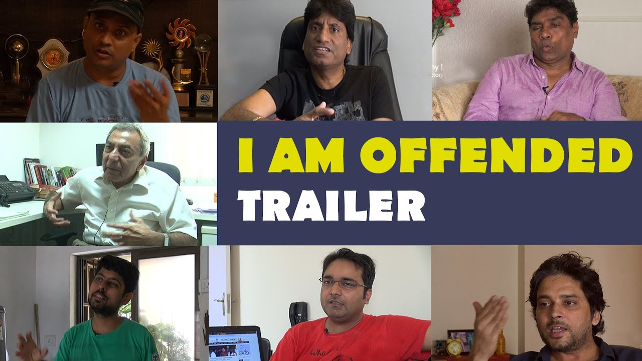 I AM Offended - Trailer