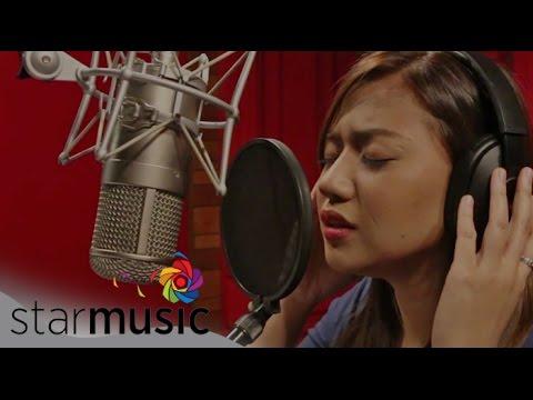 Morissette  Akin Ka Na Lang Acoustic Version Recording Sessions