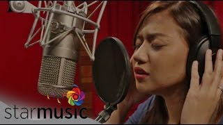 MORISSETTE - Akin Ka Na Lang Acoustic Version (Recording Sessions)