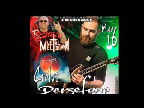 DAVE SOFTEE INTERVIEWS CARLOS OF PERSEFONE ON METAL MESSIAH RADIO