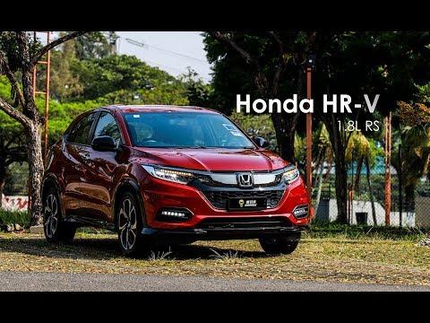 【车库试驾】Honda HR-V 1.8L RS