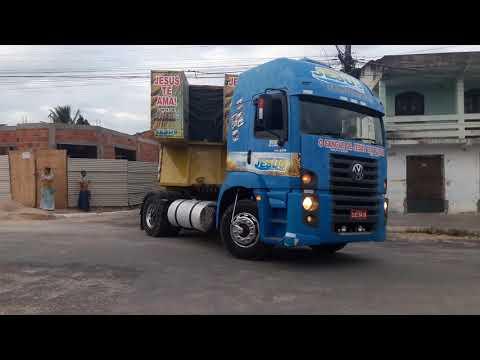 Chegando Com A Estrutura Do Projeto Jesus Nas Praças No Barrio 21 De Setembro Em Alagoinhas-BA