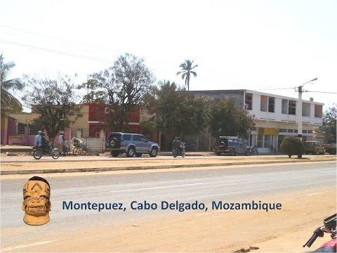 Montepuez City, Cabo Delgado, Mozambique, SLIDESHOW