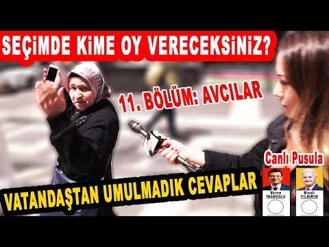 Avcılar'da Vatandaştan İlginç Cevaplar! İstanbul Seçim Anketi 11. Bölüm: Avc