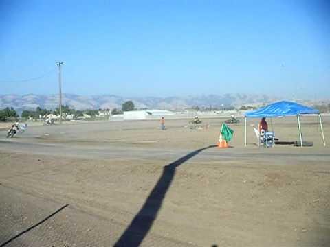 Trackmaster Norton at San Jose Speedway