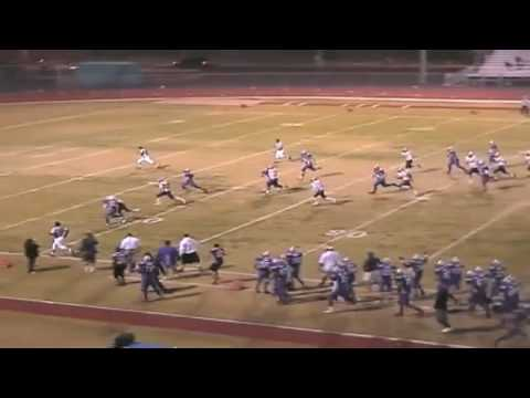 Hardest Hits of 2008 - Foothill High School Football - YouTube