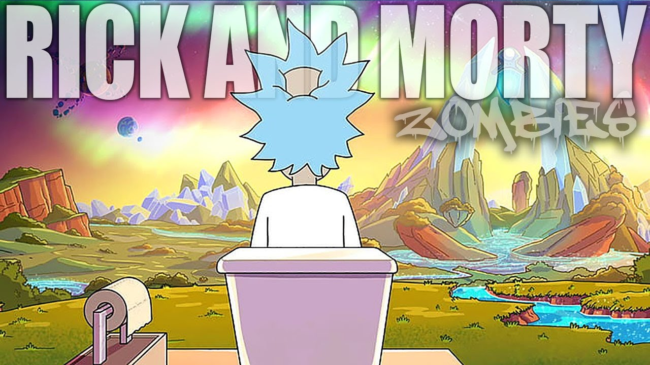Download Call of Duty Zombies | RICK AND MORTY: THE OLD MAN AND THE SEAT