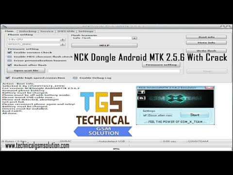 nck mtk dongle 2.5.6.2 loader by gsm x team