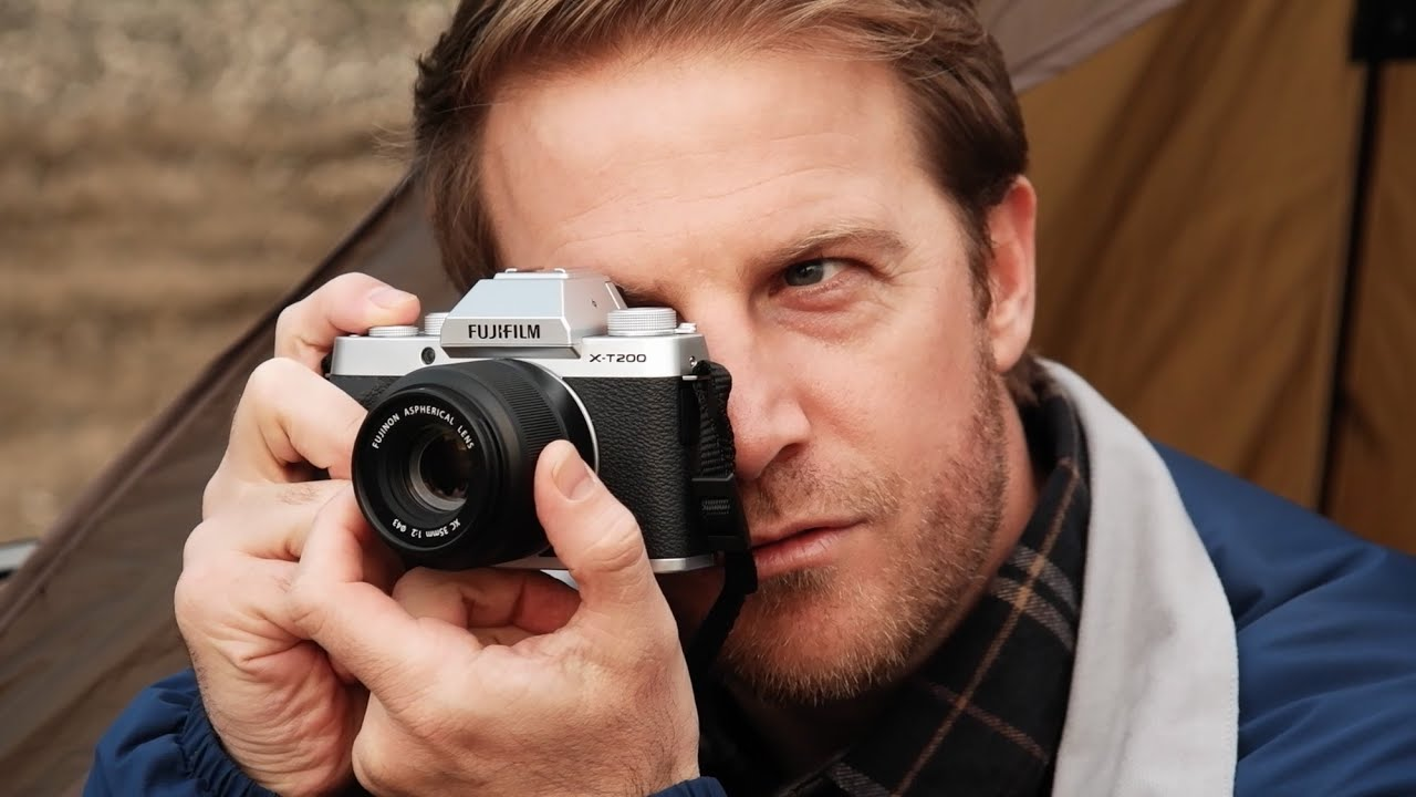 FUJIFILM X-T200 Promotional Video / FUJIFILM
