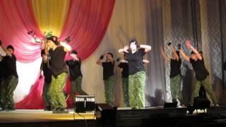 Лысьва. Современные танцы - девушки