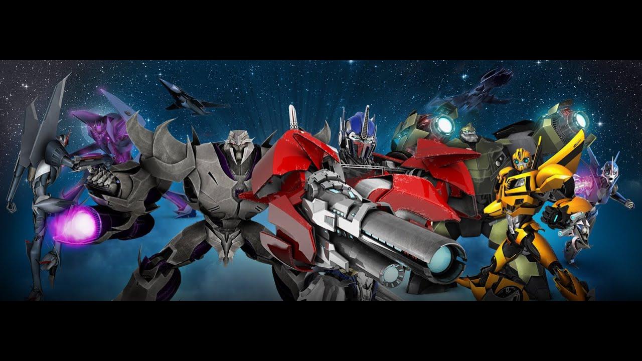 Transformers, dibujos animados para niños - YouTube