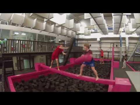 Projektovy tyden 2017 - sportovni aktivity ocima studentu
