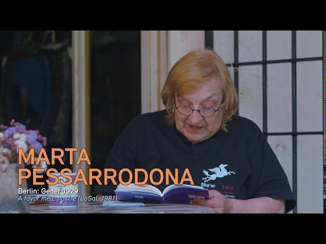 Participació de la literatura catalana al Festival Parole Spalancate de Gènova (part 2)