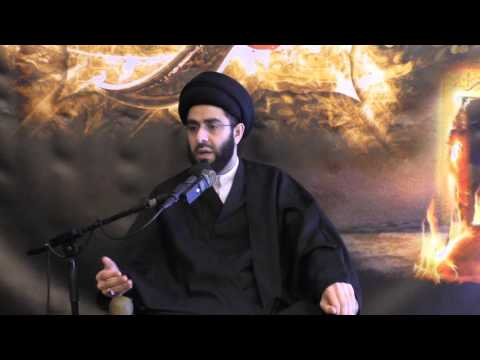 Why Fatimya? - Sayed Hossein Al Qazwini - Fatimiya 2016 - Rotterdam