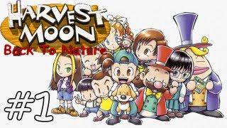 [Harvest Moon: BTN] โลกเป็นสีชมพู #1