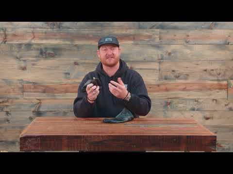 2018 Burton AK Leather Tech Mittens - Review - TheHouse.com