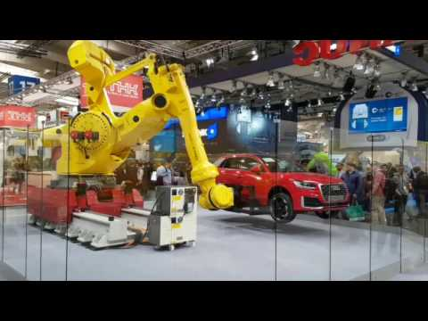 Hannover Industrie Messe 24-28.04.2017