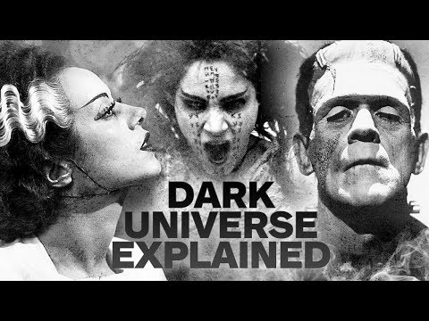 13 Facts about Dark Universe from Its Creator (Universal's Shared Monster Universe)