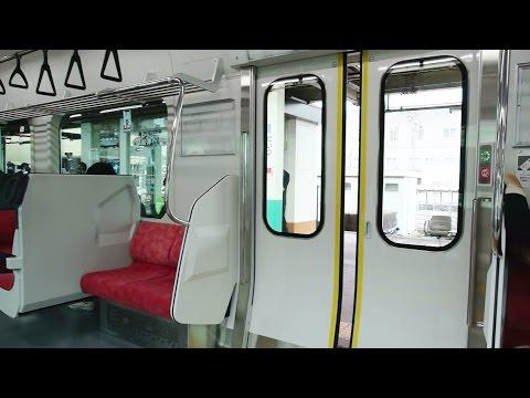E129系  ドア開閉 (半自動)
