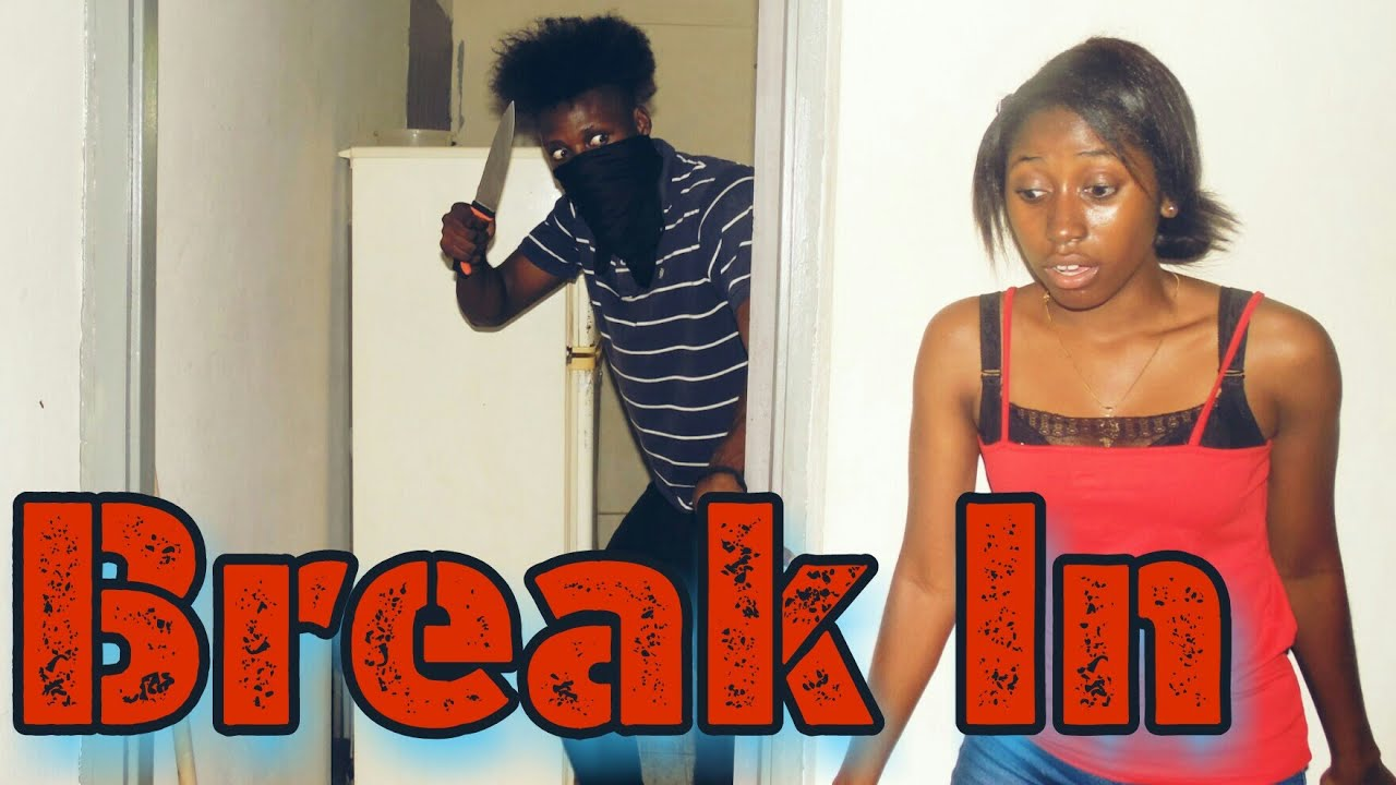 Break in [ Short film ]