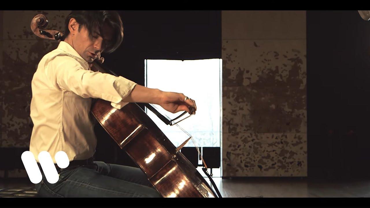 Gautier Capuçon plays Kodaly: Sonata for Solo Cello, Op. 8: I. Allegro maestoso ma appassionato