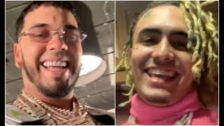 Lil Pump Beats Anuel AA in NBA 2K20 For $5K Wants His Rematch ASAP