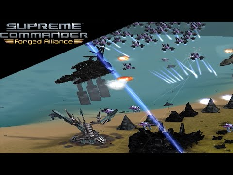 Supreme Commander Forged Alliance - Back to Phantom
