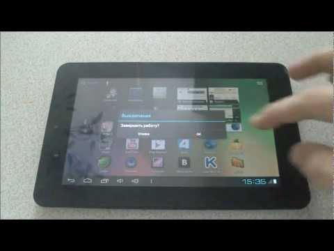 Explay Surfer 7.02. Видео инструкция по прошивке до Android 4.1.1
