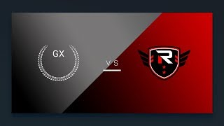CS:GO - GX vs. Rise Nation [Mirage] Map 2 - NA Elimination Match - ESL Pro League Season 6