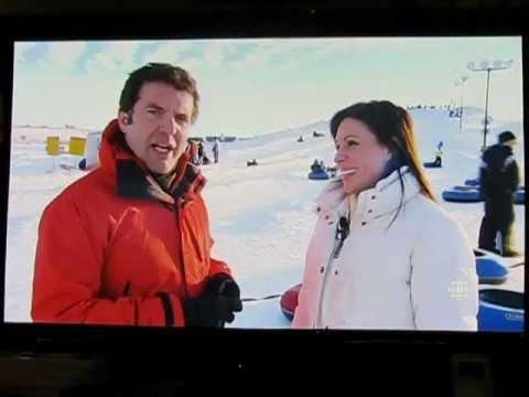 Rick Mercer Report - Adrenaline Adventures in Winnipeg