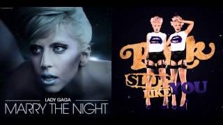 Lady Gaga vs P!nk - Marry a slut like you (Beautiful Night #1)