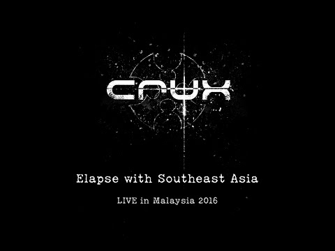 CRUX - Elapse with Southeast Asia tour (Live in Malaysia)