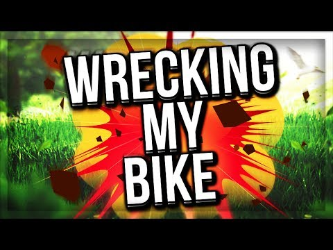 THE TIME I WRECKED MY BIKE ONE DAY BEFORE SCHOOL PICTURES! Story