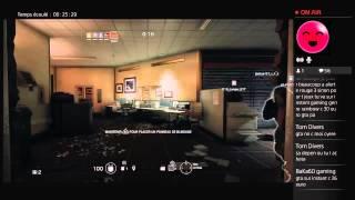Diffusion PS4 en direct sur rainbows six siege