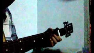 Đường xưa lối cũ guitar bolero đệm hát