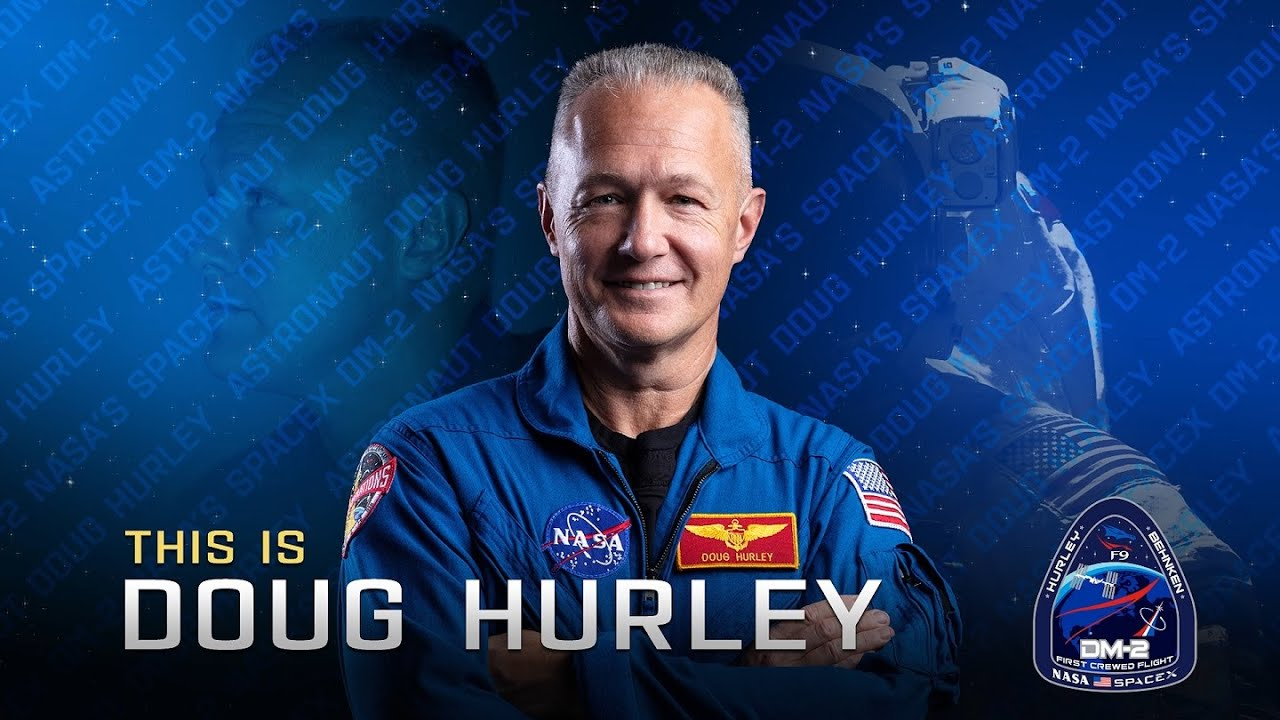 This is Doug Hurley - NASA Johnson