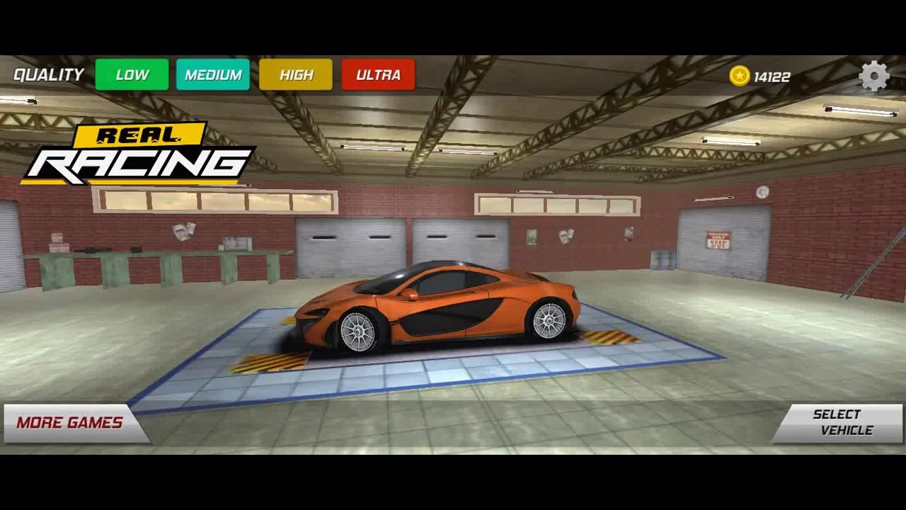 real racing nitro asphalt 3D -...