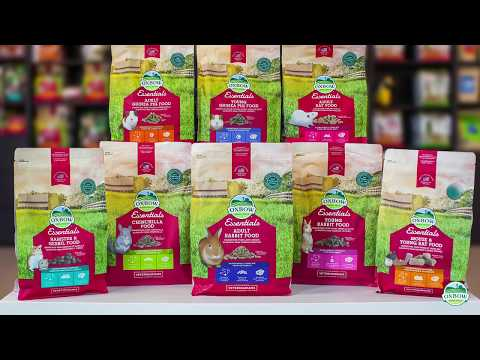 Essentials Foods From Oxbow Animal Health
