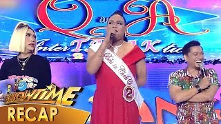 It's Showtime Recap: Wittiest 'Wit Lang' Moments of Miss Q & A contestants - Week 12