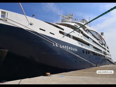 LAPÉROUSE, ένα απίστευτο Yacht
