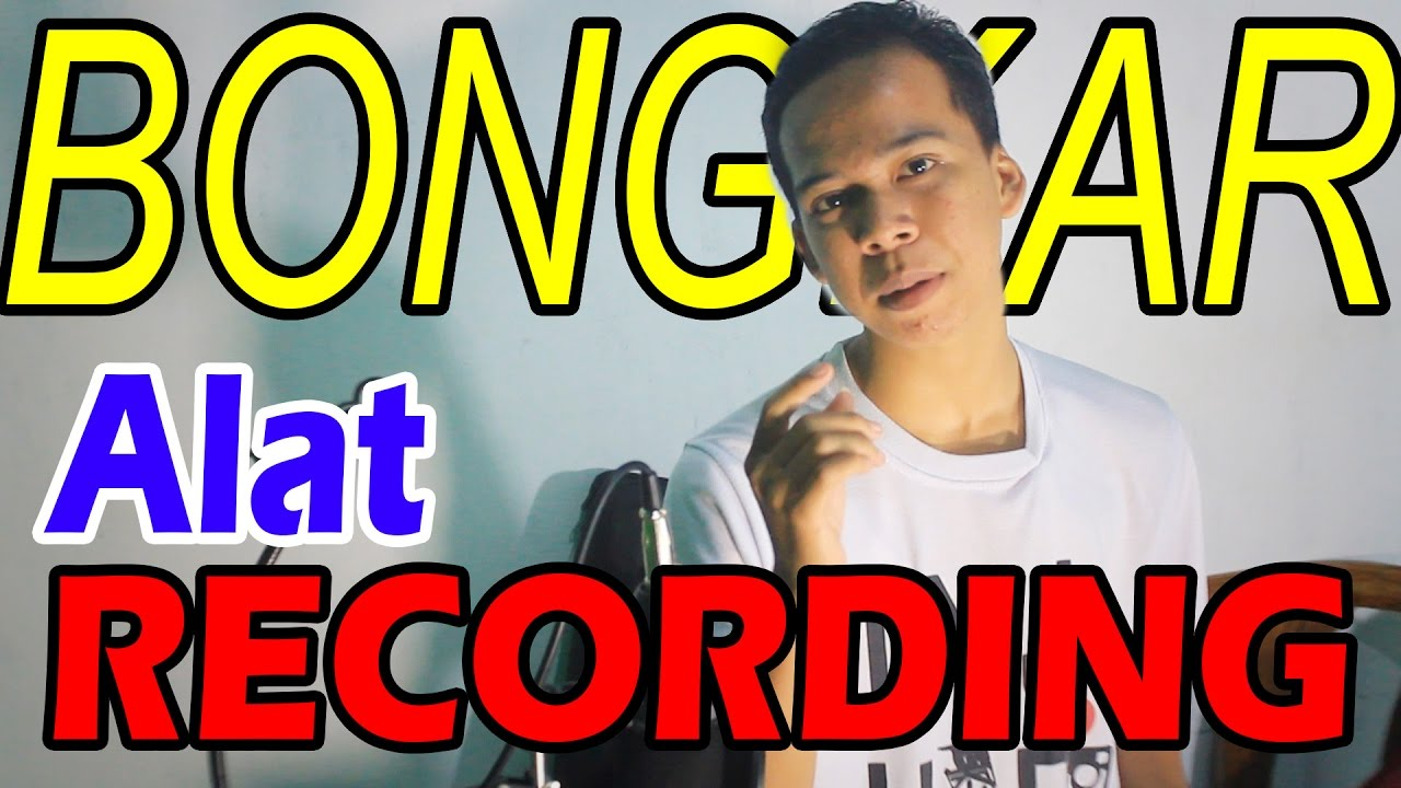 Home Recording Itu Alat Nya Apa Aja Sih Review Test