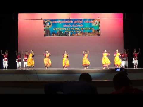 MTS PONGAL 2014 Sange Muzhangu Dance