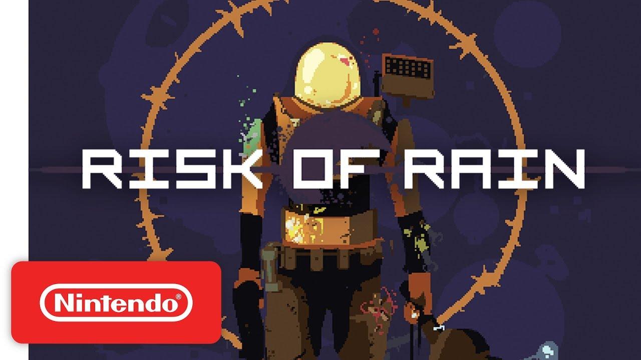 risk of rain 2 console