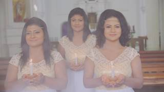 Me Naththal Dina - Kavindi Kulathilaka/ Sandali Kulathilaka/ Sewmi Kulathilaka (Christmas Song)