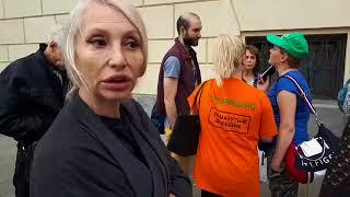 Обманутые дольщики ЖК Царицыно пришли к Правительству Москвы